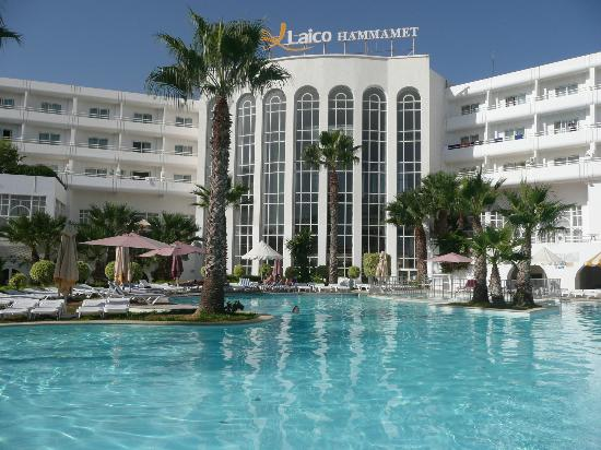 Тунис Laico Hammamet 5*