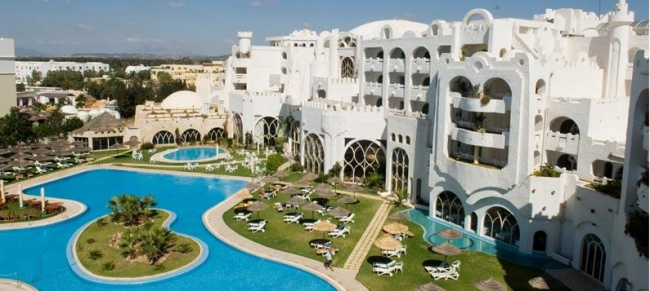 Тунис Vincci Lella Baya 4*