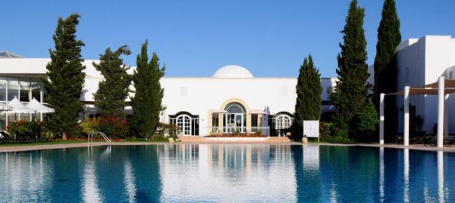 Тунис Vincci Flora Park 4*