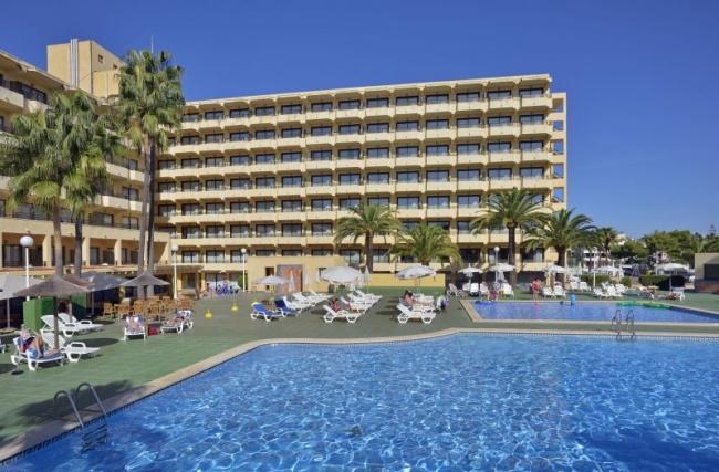Испания SOL ALCUDIA CENTER HOTEL APTOS. 3*