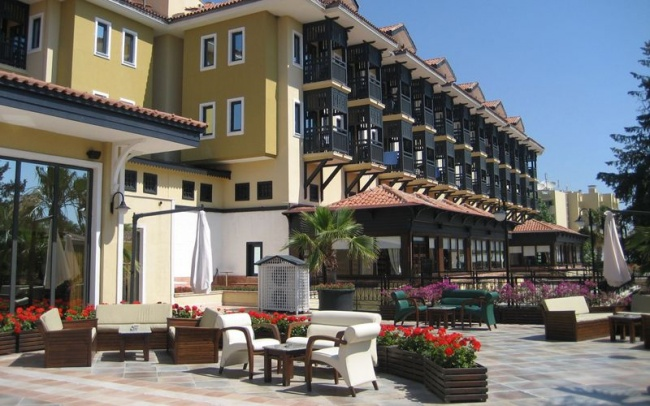 Турция Club Hotel Phaselis Rose 5*