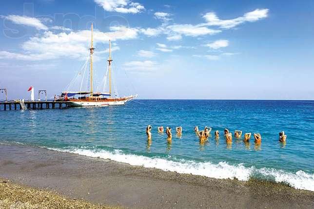 Турция Club Marco Polo HV1 5*