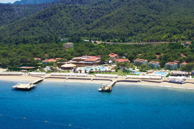 Турция Crystal Flora Beach HV1 0*