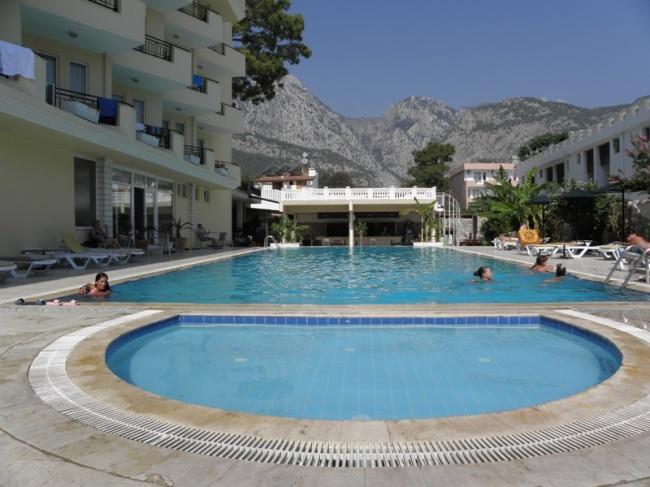 Турция Endam Hotel 3* фото №1