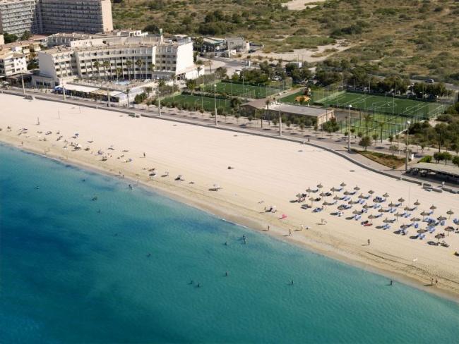 Испания FONTANELLAS PLAYA APART HOTEL 4*