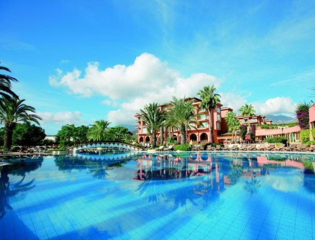 Турция Fantasia Hotel De Luxe 5*