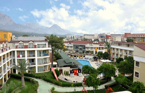 Турция Gelidonya Hotel 4*