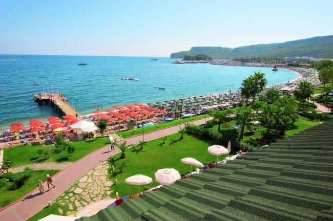 Турция Hotel Golden Lotus 3* фото №1