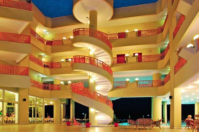 Турция Hotel Golden Lotus 3* фото №2