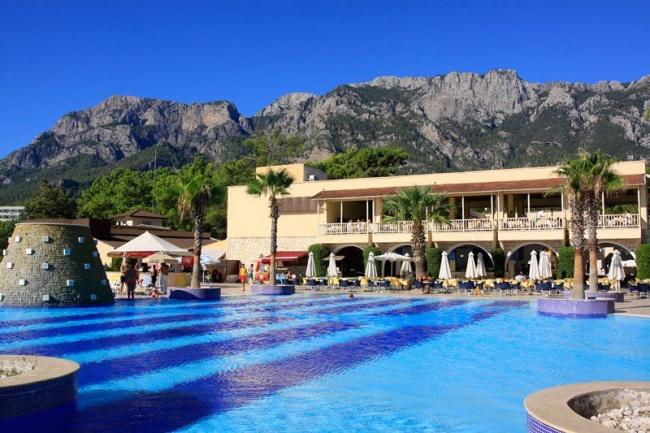 Турция Hotel Kimeros Ma Beach 4*