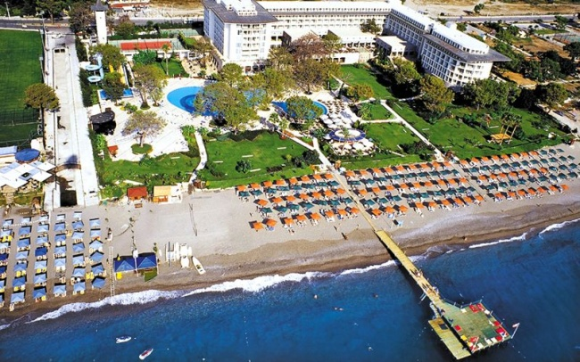Турция Kilikya Palace 5* фото №3
