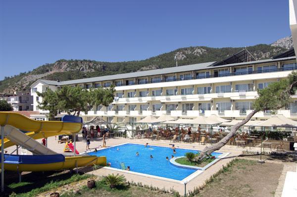 Турция La Perla Hotel (ex. Aqua Bella Beach Hotel) 4*