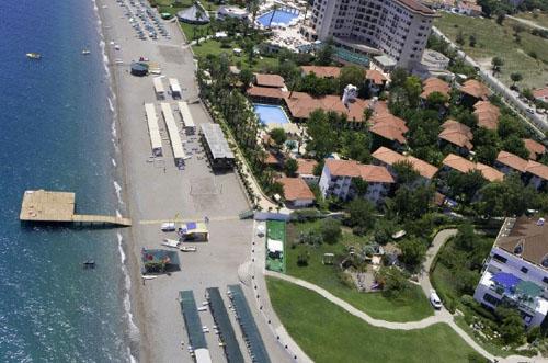 Турция Larissa Akman Park Hotel 4*