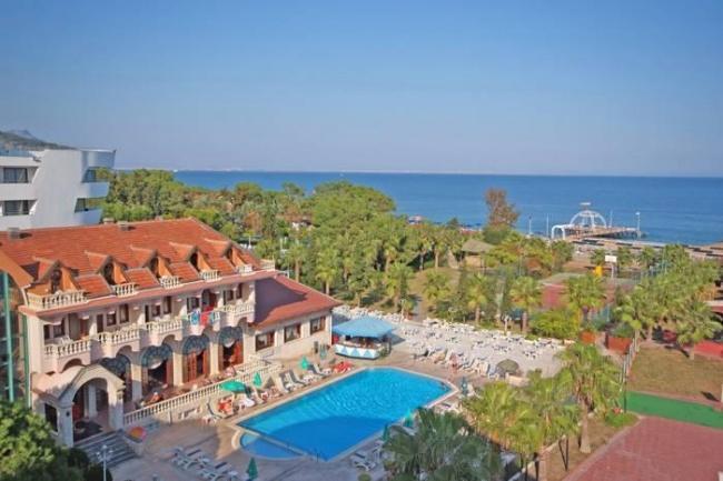 Турция Larissa Mare Beach 4*