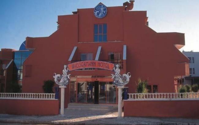 Турция Wasserman Hotel 3*