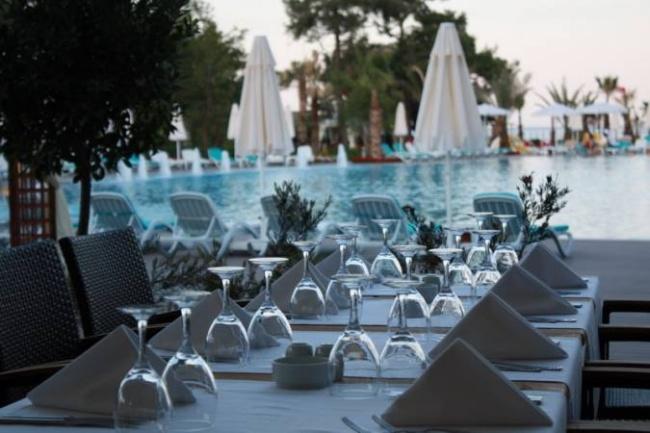Турция Vogue Hotel Avantgarde 5* фото №1