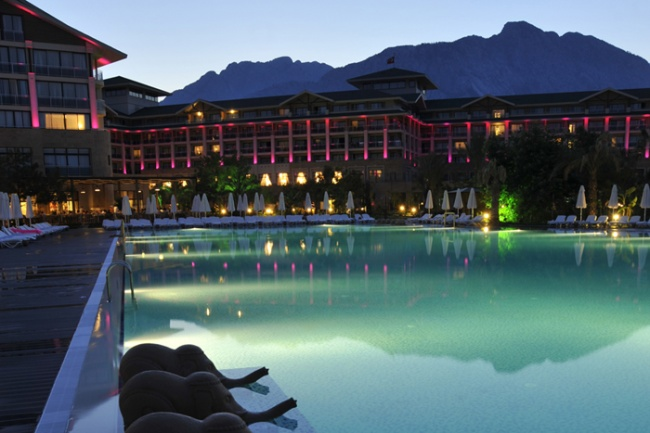 Турция Vogue Hotel Avantgarde 5* фото №3