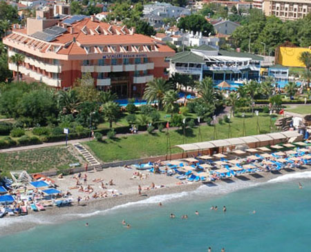 Турция Valeri Beach Hotel 3*