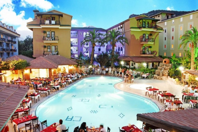 Турция Solim Hotel 3* фото №4