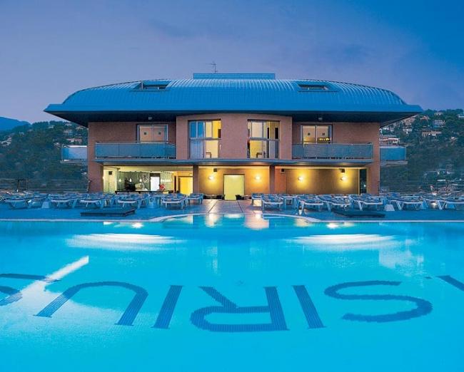 Турция Sirius Hotel 5*