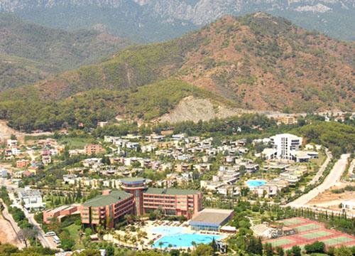 Турция Simena Village & Villas HV1 0*