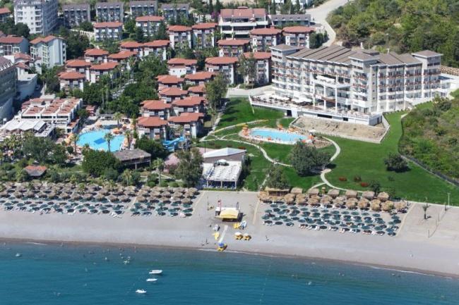 Турция Justiniano Club Alanya 4*