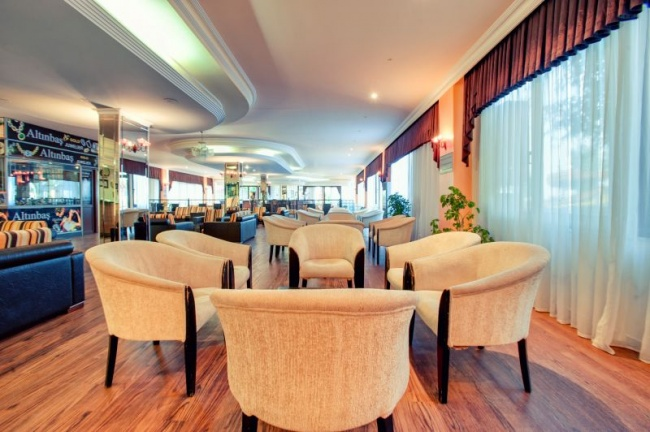 Турция Mc Mahberi Beach Hotel 4*