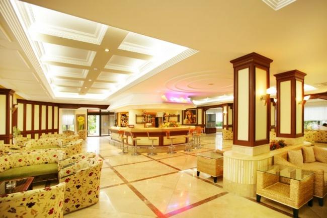 Турция Saphir Hotel  4*