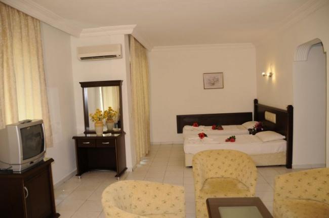 Турция Saritas Hotel 4* фото №1