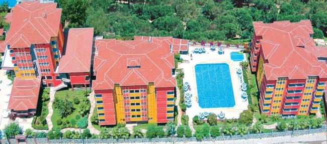 Турция Saritas Hotel 4* фото №4