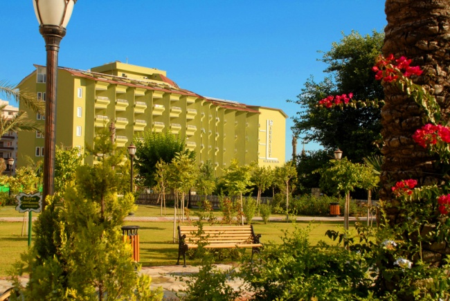 Турция Sun Star Beach Resort 4*