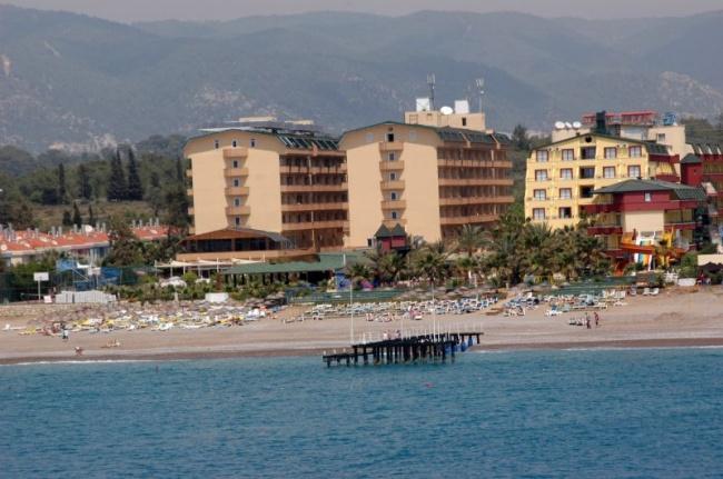 Турция Concordia Celes Hotel 5*