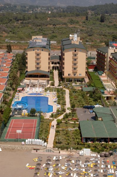Турция Concordia Celes Hotel 5* фото №1