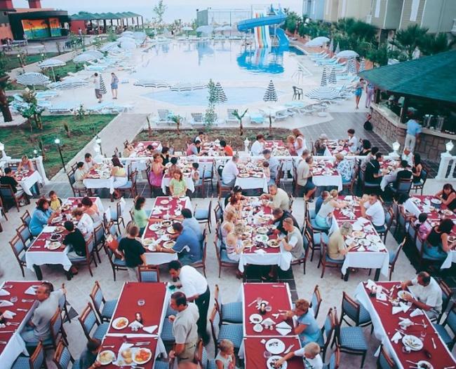 Турция Concordia Celes Hotel 5* фото №2