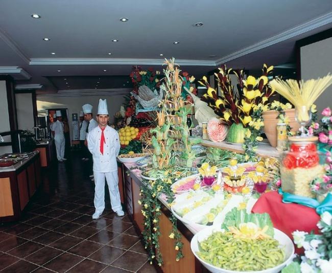 Турция Concordia Celes Hotel 5* фото №4