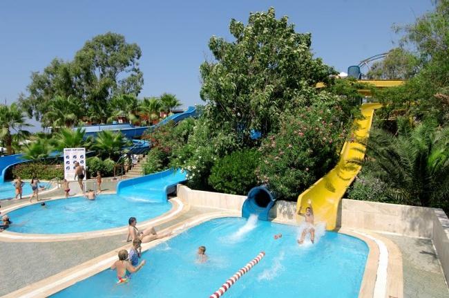 Турция Delphin Botanik World of Paradise 5*