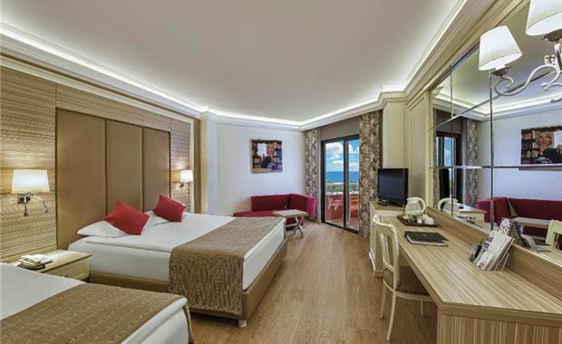 Турция Delphin Deluxe Resort  5*