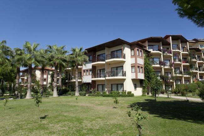 Турция Justiniano Club Park Conti  5* фото №3