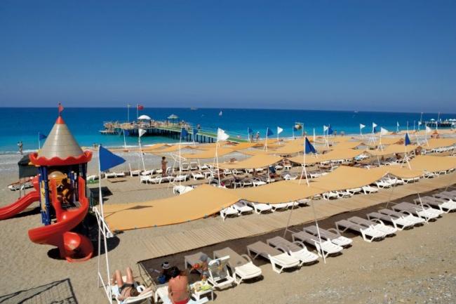 Турция Mukarnas Spa Resort 5* фото №1