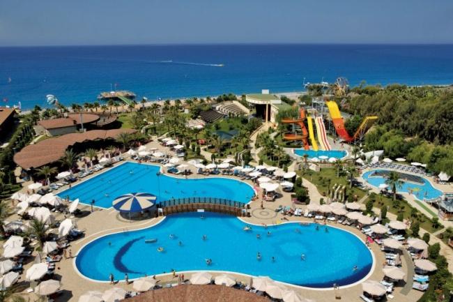 Турция Mukarnas Spa Resort 5* фото №2