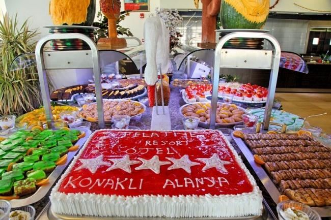 Турция Telatiye Resort 5*