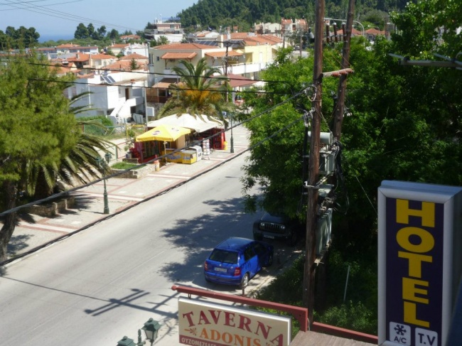Греция Adonis Hotel 3*