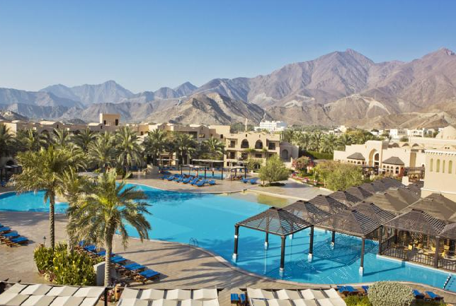 ОАЭ Miramar Al Aqah Beach Resort 5* фото №3