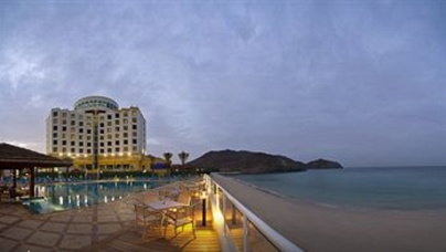 Oceanic Resort & Spa Khorfakkan 6