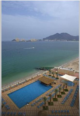 ОАЭ Oceanic Beach Khorfakkan 4* фото №3