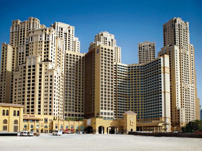 ОАЭ Amwaj Rotana Jumeirah Beach 5*
