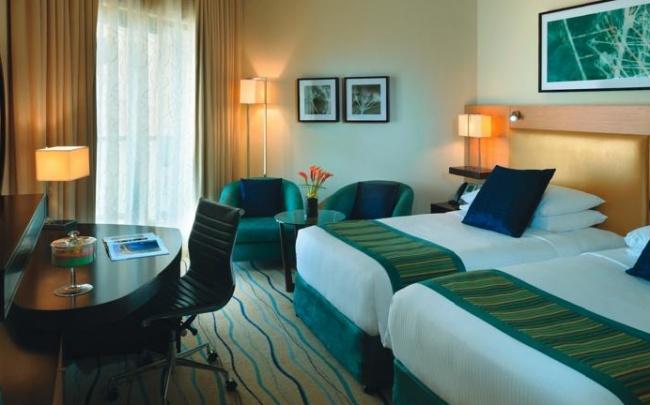 ОАЭ Movenpick Hotel Jumeirah Beach 5* фото №1