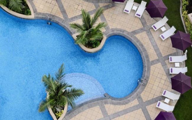 ОАЭ Movenpick Hotel Jumeirah Beach 5* фото №4