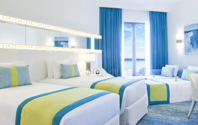 ОАЭ Ocean View Hotel  4* фото №1