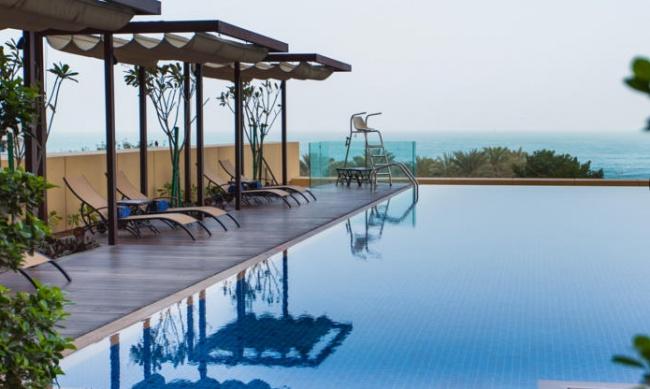ОАЭ Ocean View Hotel  4* фото №4